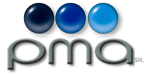 PMA s.r.l. – Macchine automatiche packaging – Progettazione, costruzione e montaggio Logo